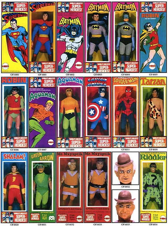 World's Greatest Superheroes