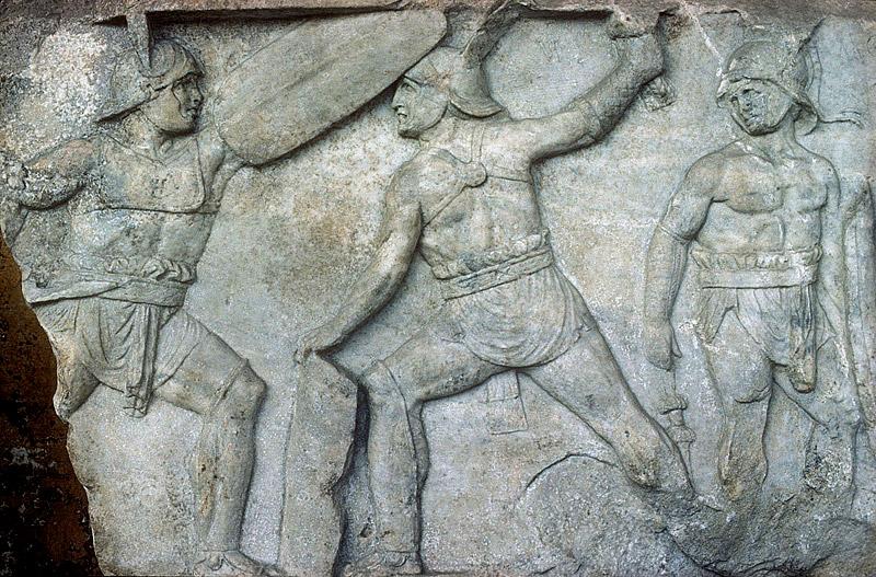 Provocatoris zu Spartacus Zeiten