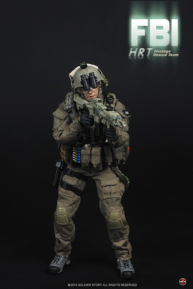 Soldier Story Fbi Hostage Rescue Team