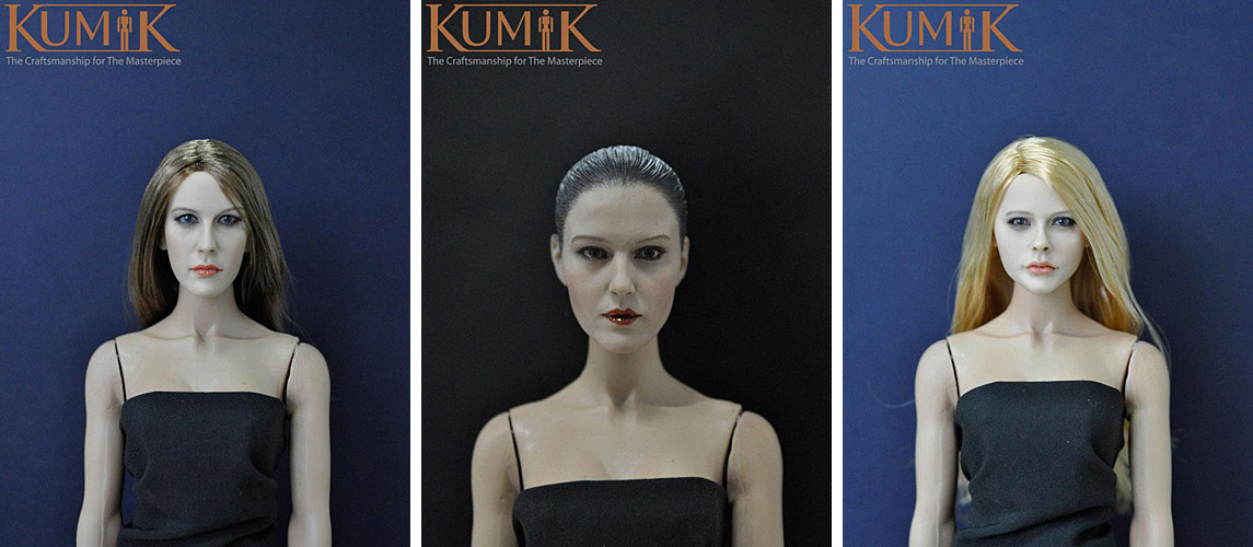 kumik-3heads