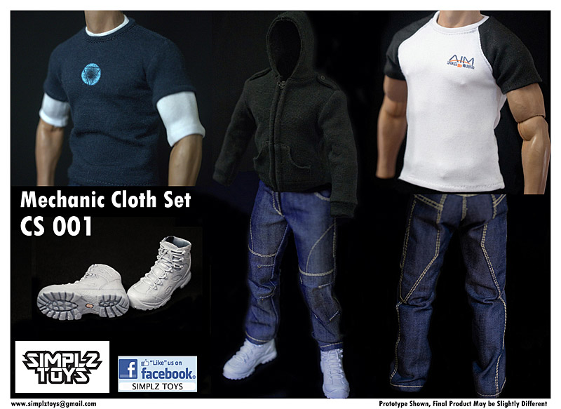 st_Mechanic_Cloth_Set