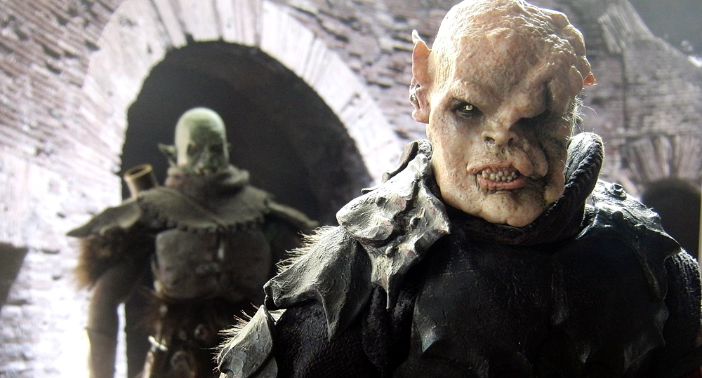 Orcs Actors In Lord Of The Rings
