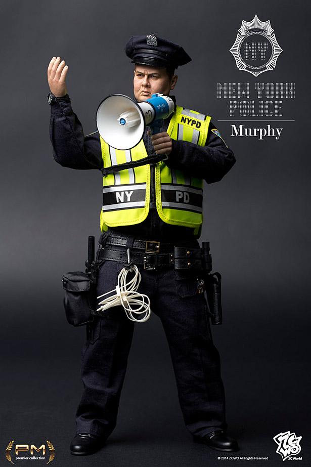 Zc World New York Police Murphy