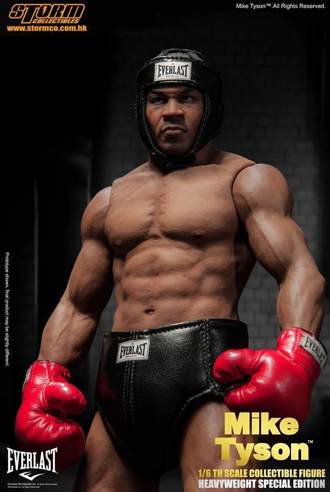 Storm Collectibles: Mike Tyson