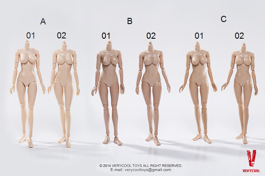 Very Cool: Female Body 2.0