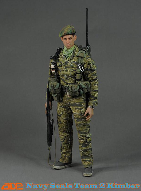 Ace Navy Seals Team 2 Kimber