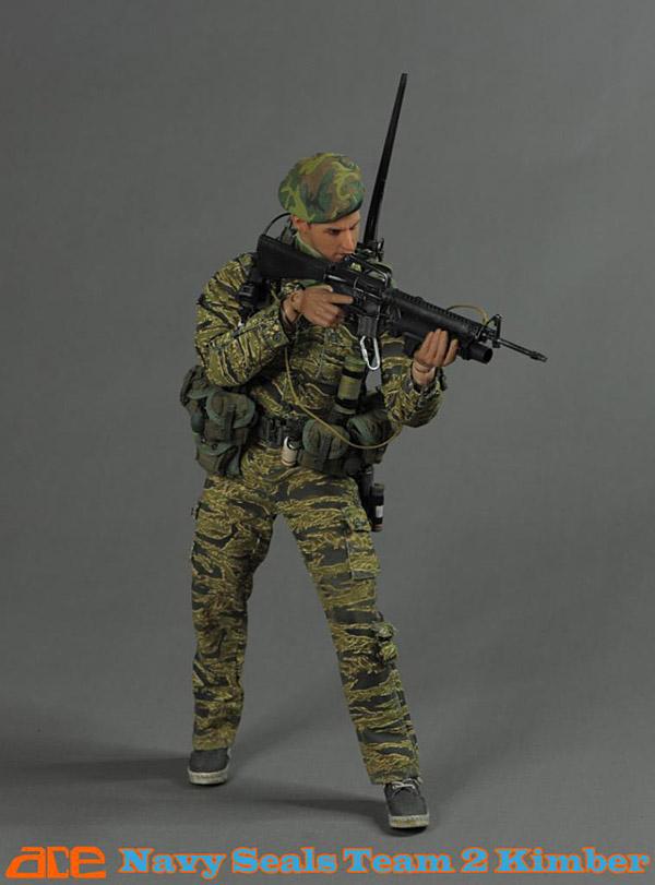 "ACE: Navy Seals Team 2 ""Kimber"""