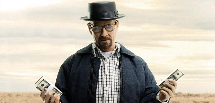 Threezero: Heisenberg – Breaking Bad