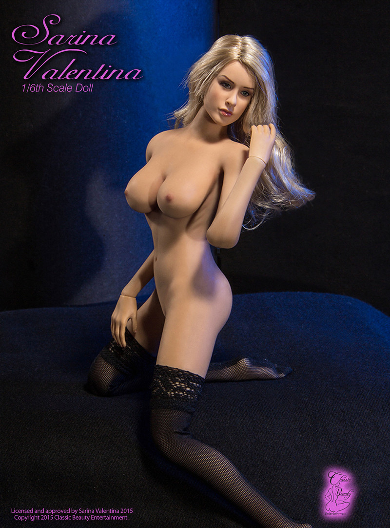 adult female action figures