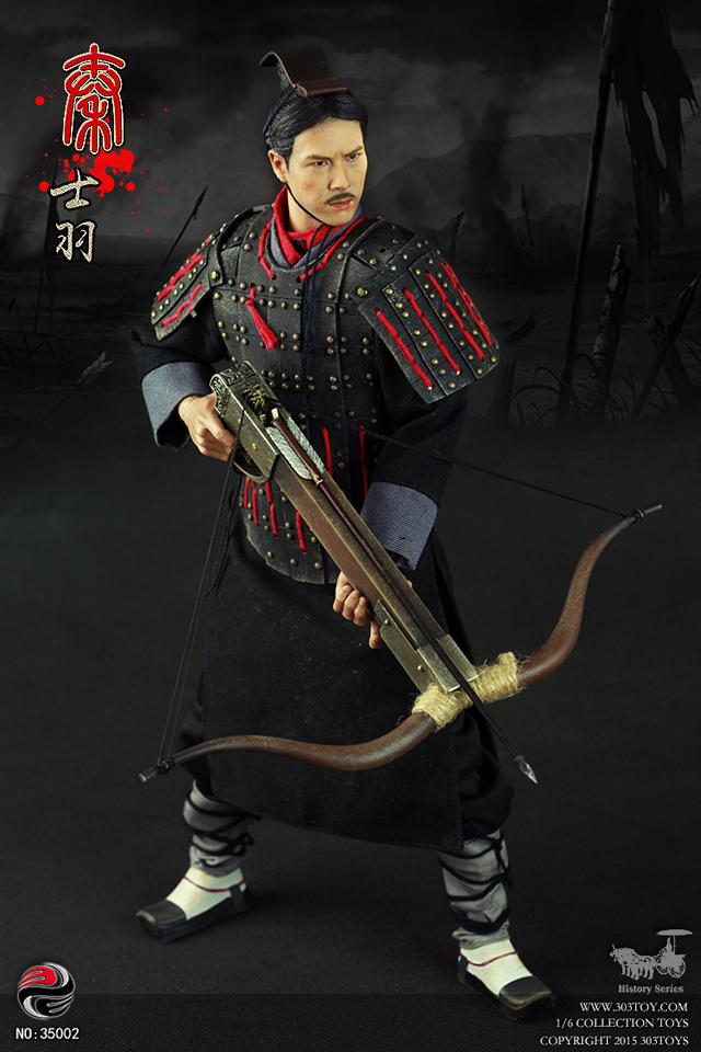 Qin Dynasty 303 Toys: China Qin Dy...
