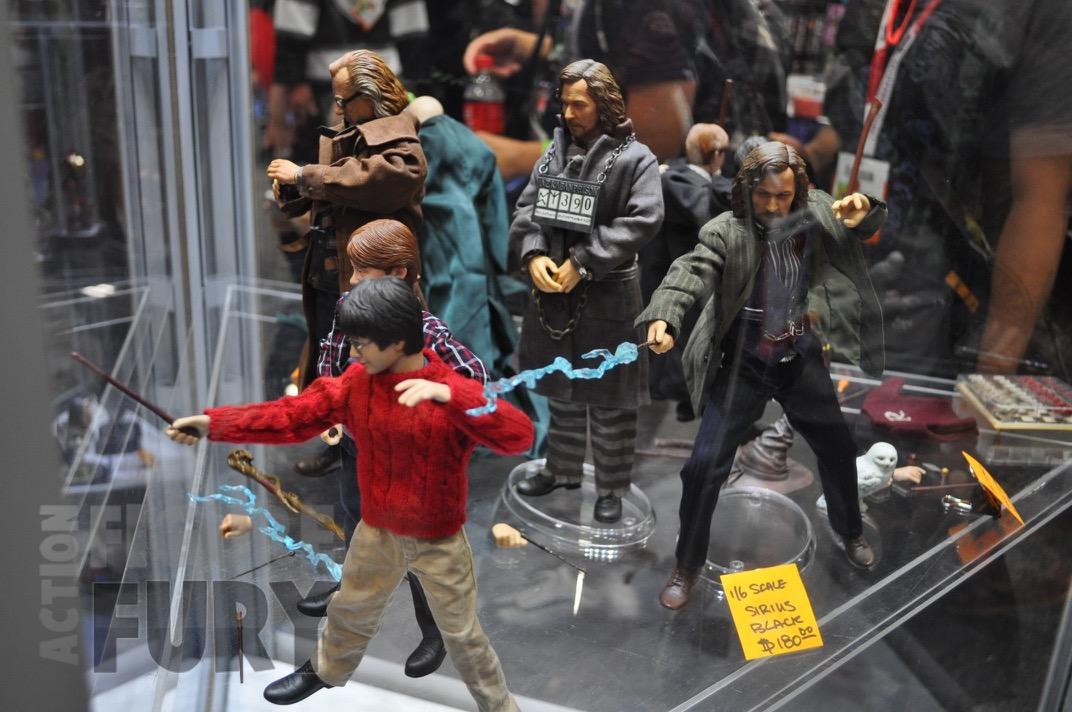 Yes Anime San Diego Comic-Con 2015 Booth Display 005