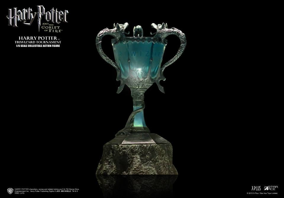 Star Ace: Harry Potter and the Goblet of Fire