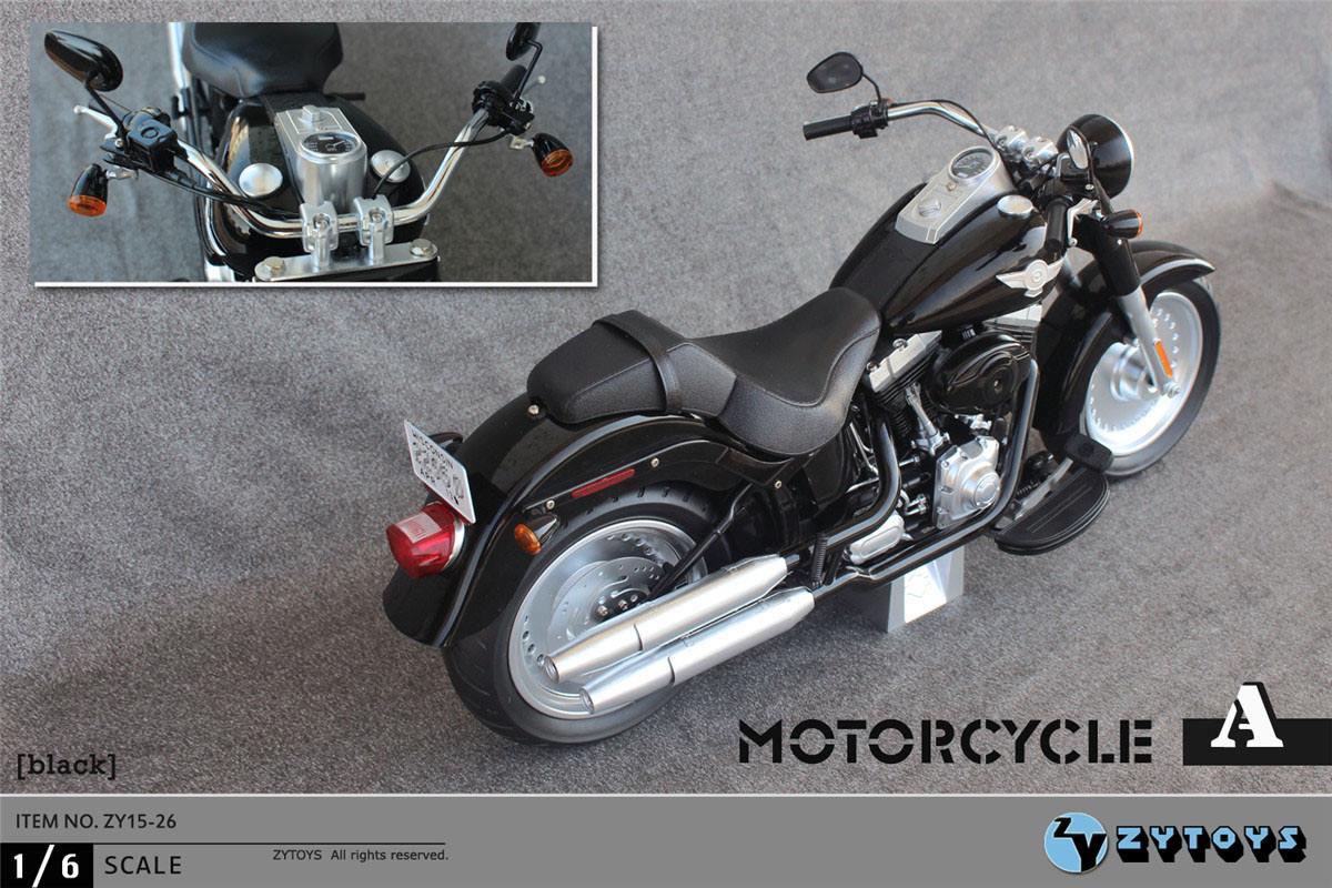Harley Davidson Toys : Zy toys fatboy motorcycle