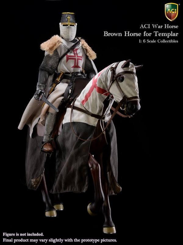 aci templar war horse