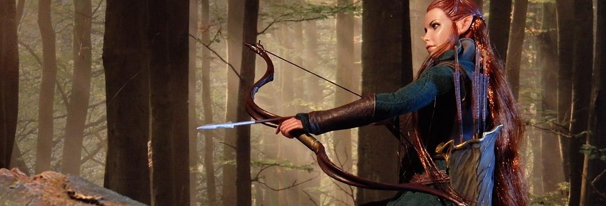 evangeline lilly als tauriel der hobbit