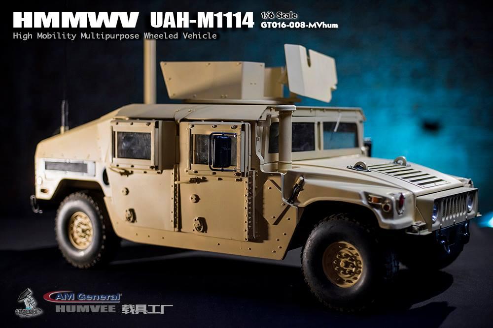 Go Truck Hmmwv Uah M1114