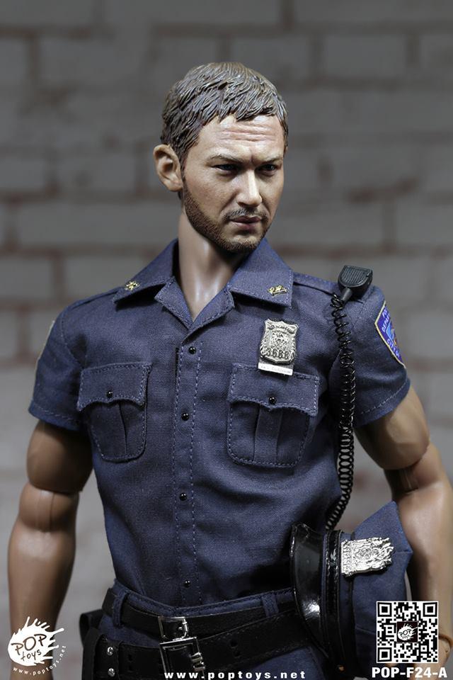 Pop Toys  Nypd Cops