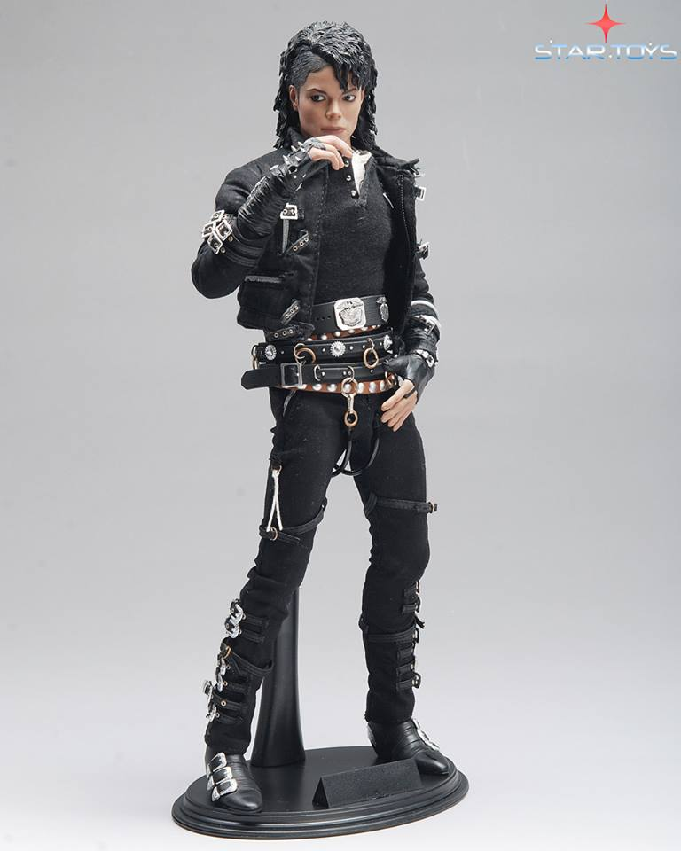star toys michael jackson bad