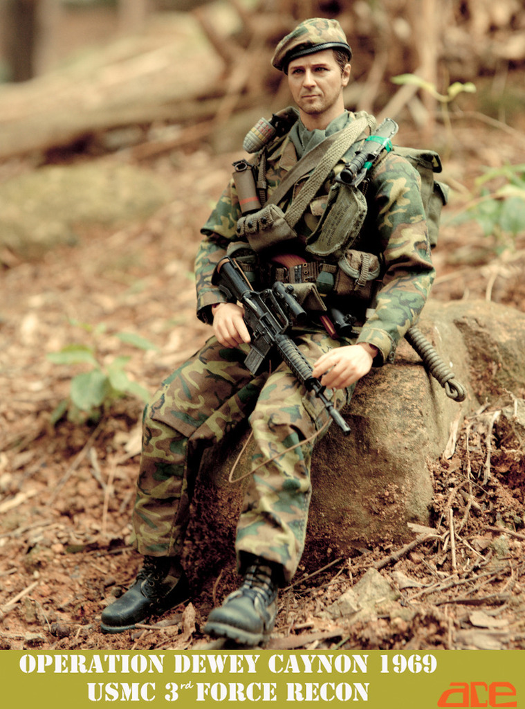 Ace Usmc 3rd Force Recon