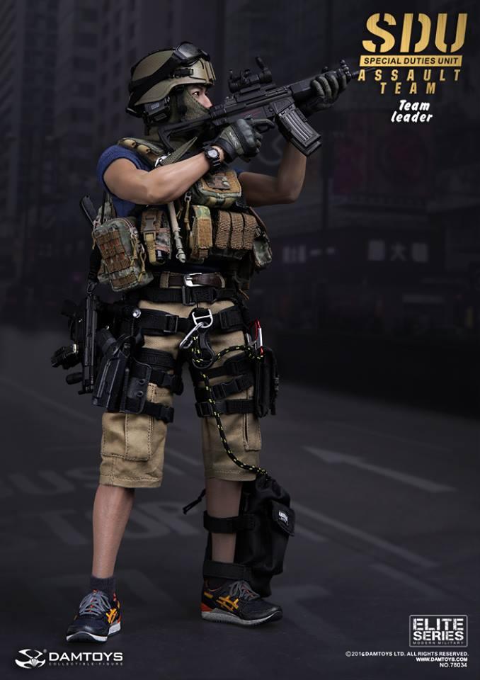 damtoys  sdu special duties unit  assault team  u2013 leader