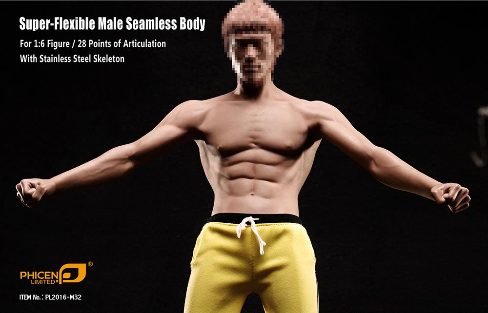 1/6 Scale Gay Doll Muscular Men Gay Toy Action Figure Male