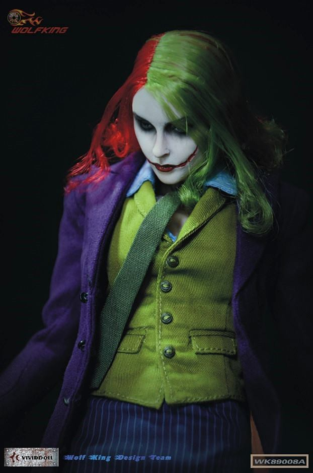 Wolfking: Female Joker