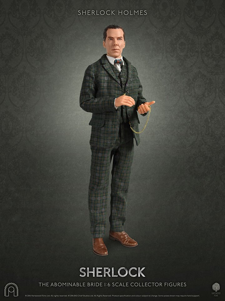 Sherlock The Abominable Bride 2016