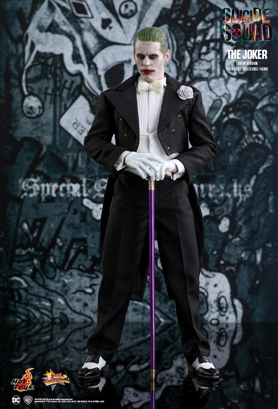 Hot Toys Joker Tuxedo Suit Version Suicide Squad