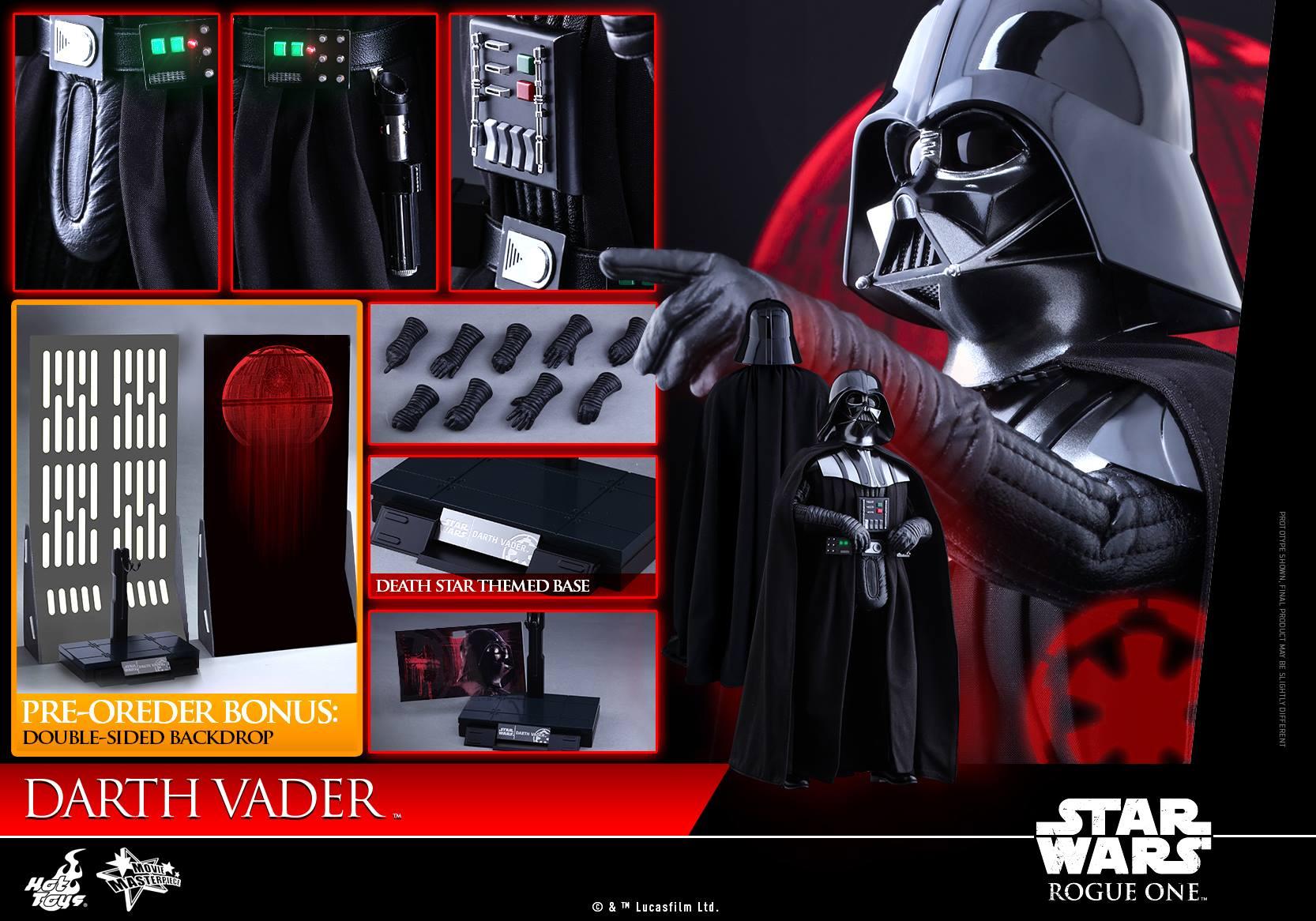 Hot Toys Darth Vader Rogue One A Star Wars Story
