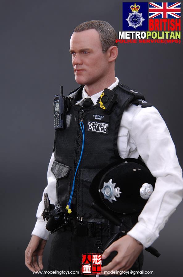 Modeling Toys British Metropolitan Police Service Mps