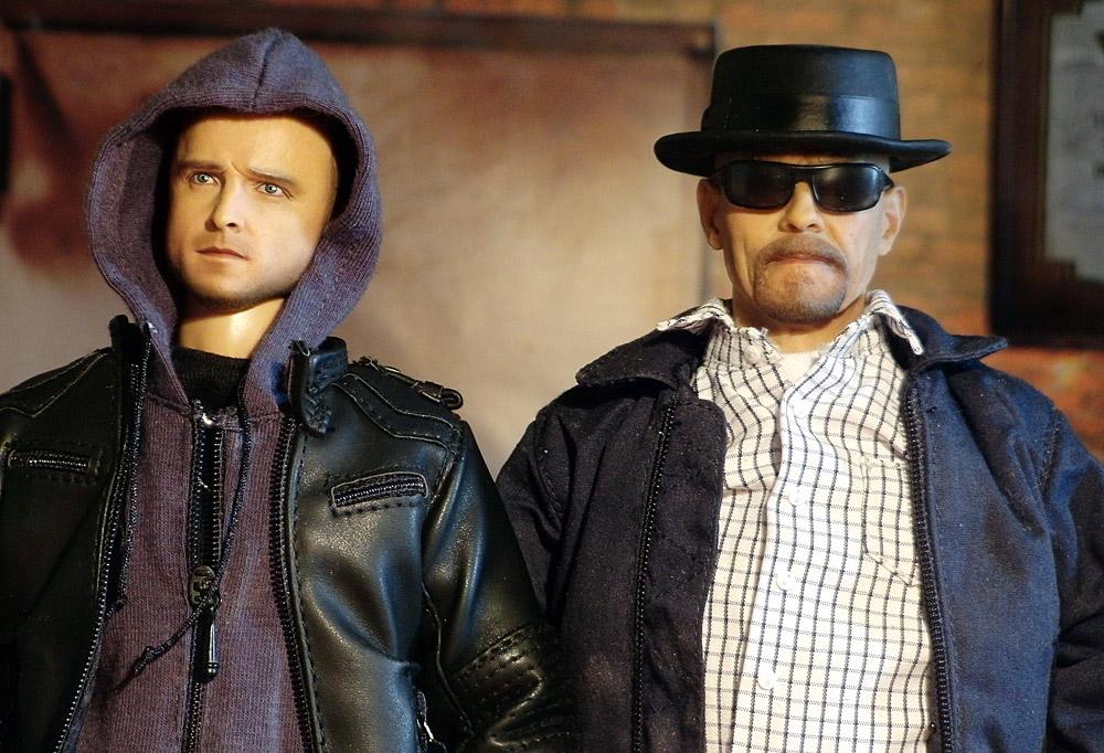 Heisenberg und Jesse