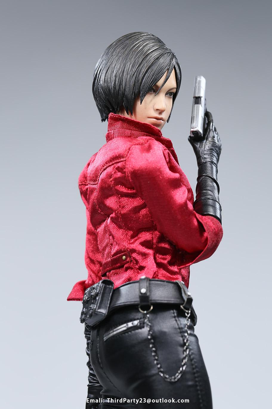 Custom Ada Wong Resident Evil