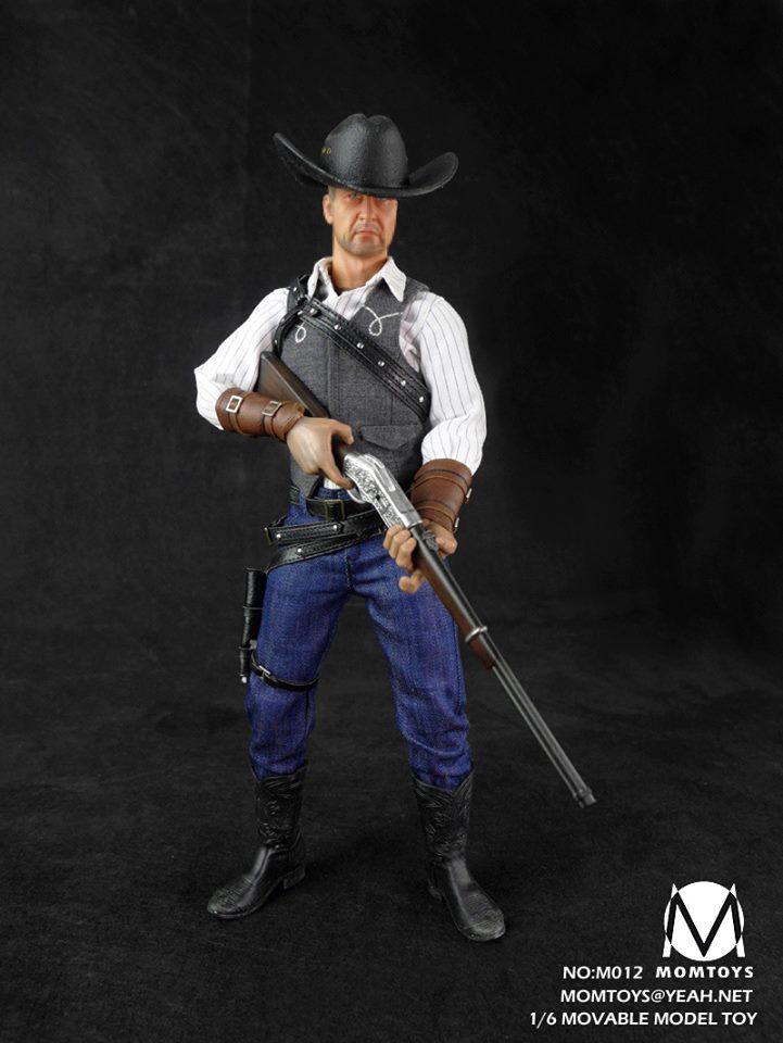 Momtoys Cowboy Set