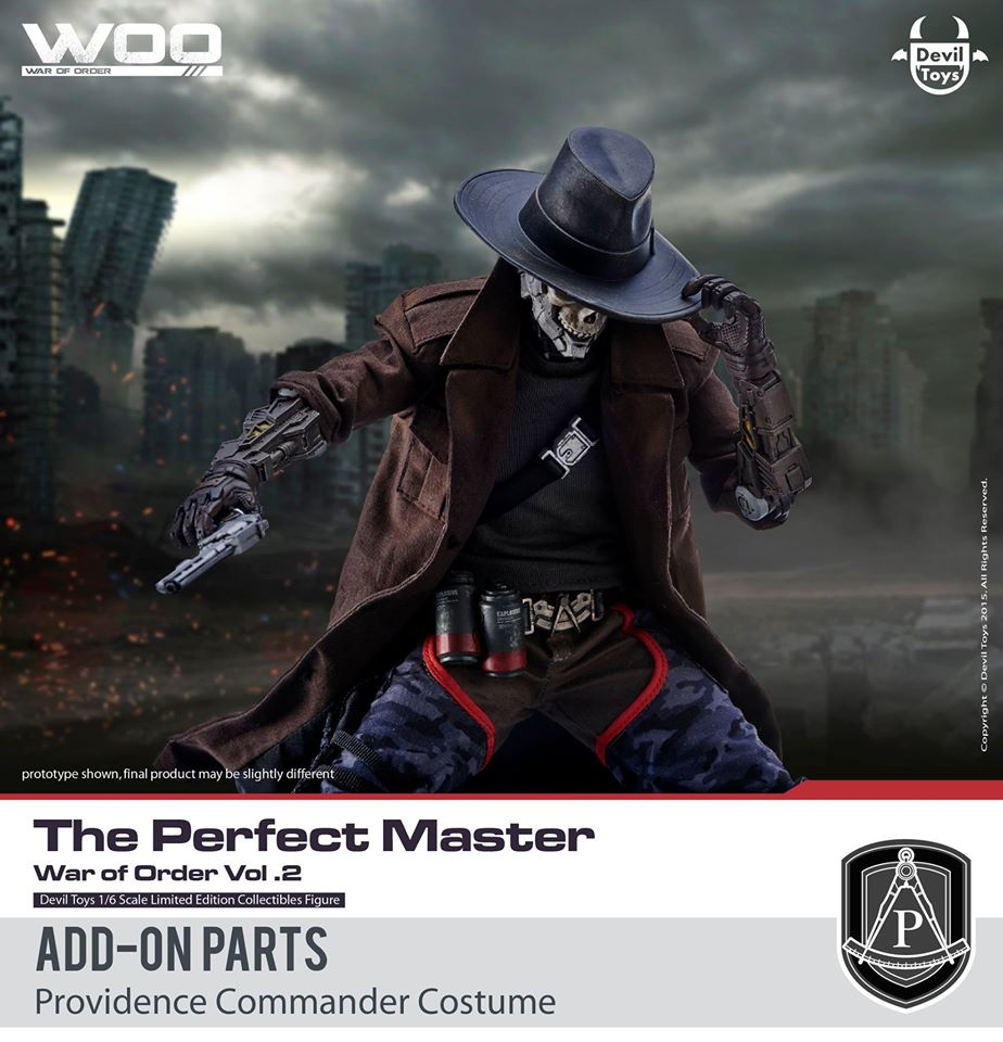 Devil Toys: The Perfect Master (WOO