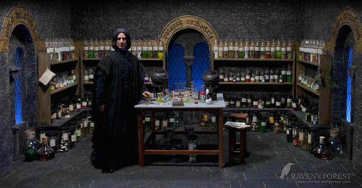 Forum: Foto des Monats Januar – Das Klassenzimmer für Zaubertränke