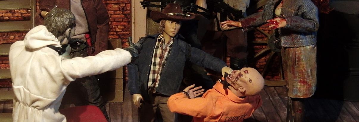 CGL: Zombie Hunter Carl (The Walking Dead)