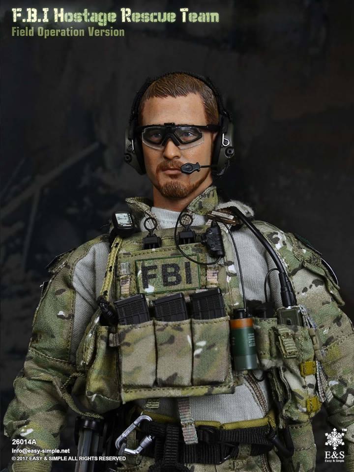 Easy Amp Simple Fbi Hostage Rescue Team