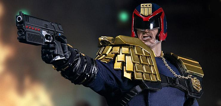Vts Justice Judge Dredd