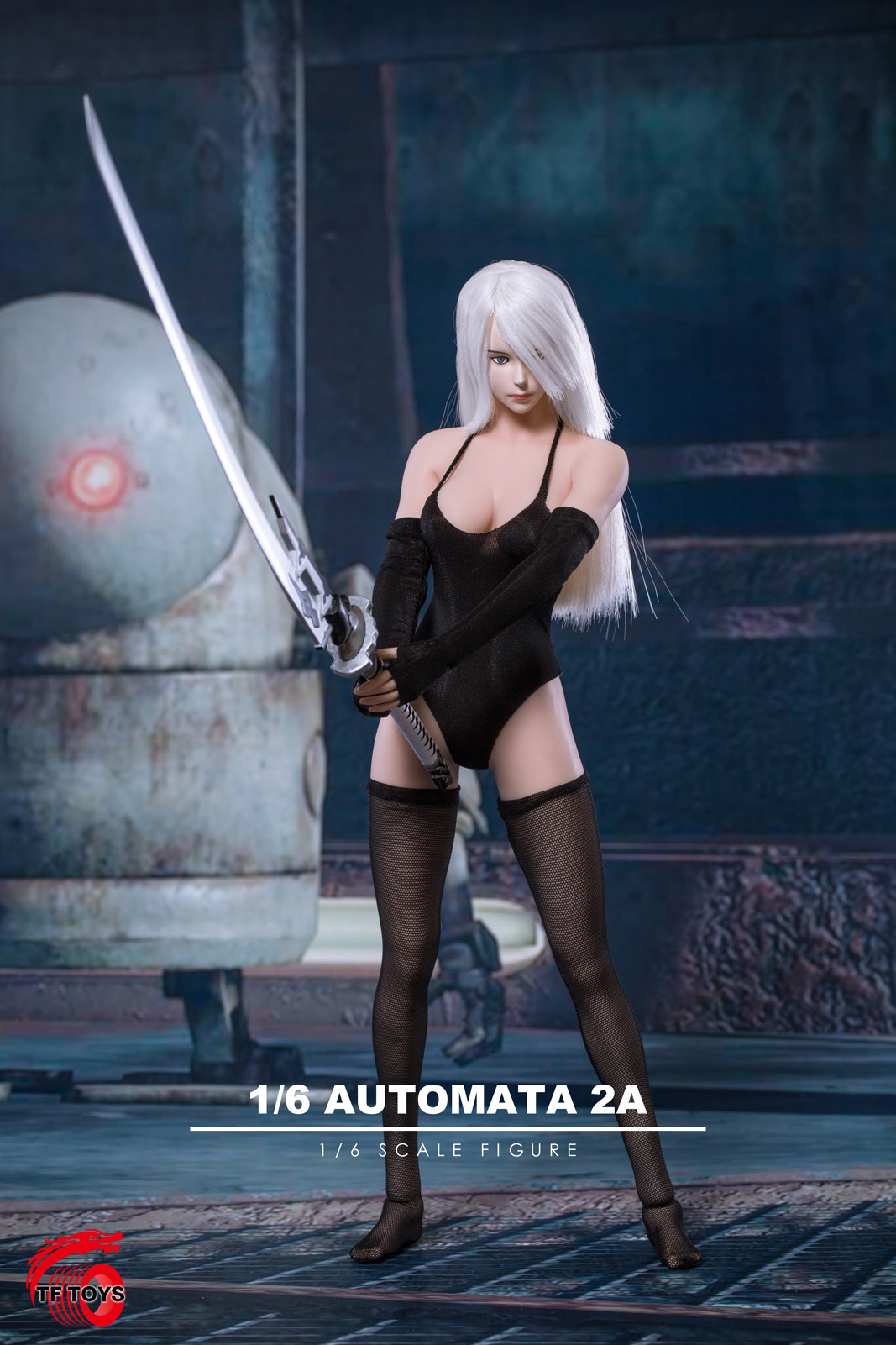 Tf Toys Sexy Robot Girl Character Set