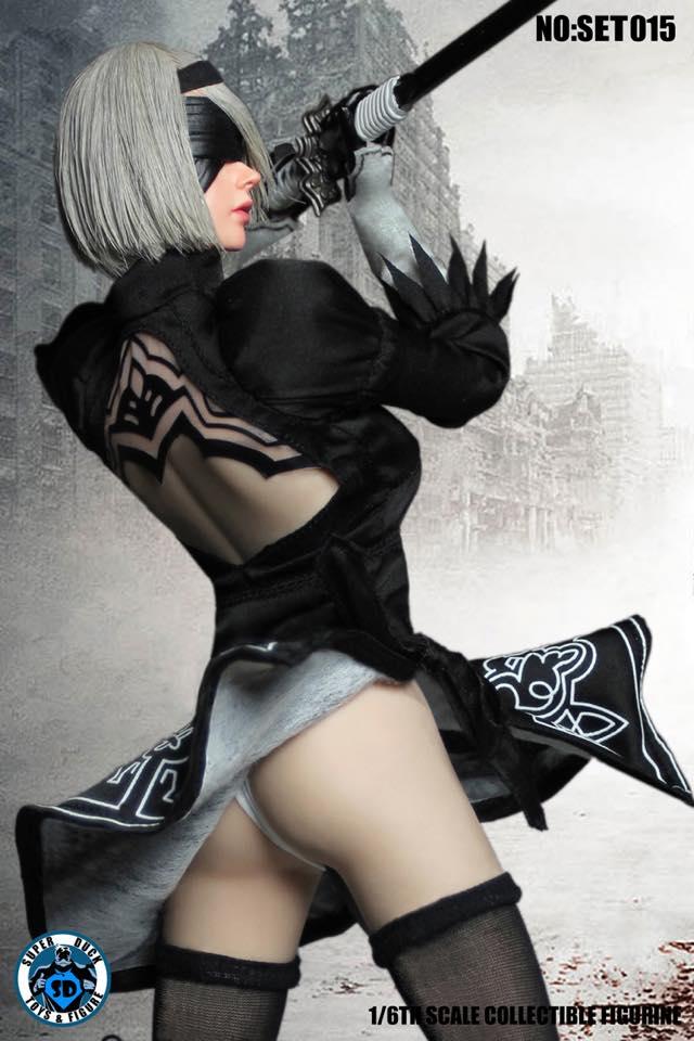 Fighting girl chun li - 4 1