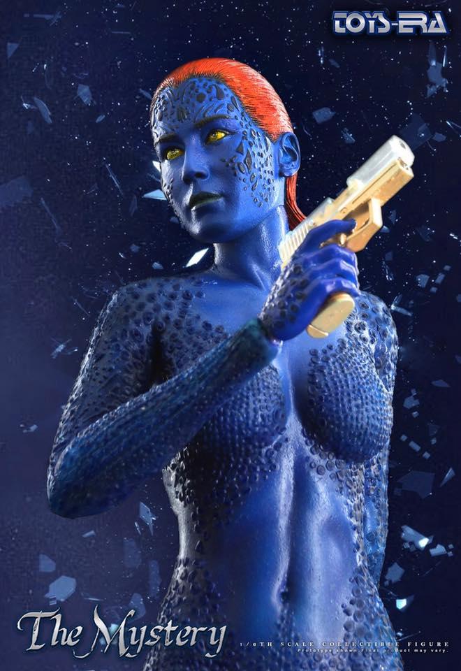 Toys-Era: Blue Shifter – Mystery (X-Men)