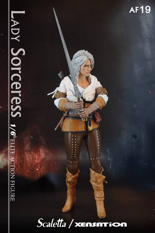 Scaletta Amp Xensation Lady Sorceress Witcher