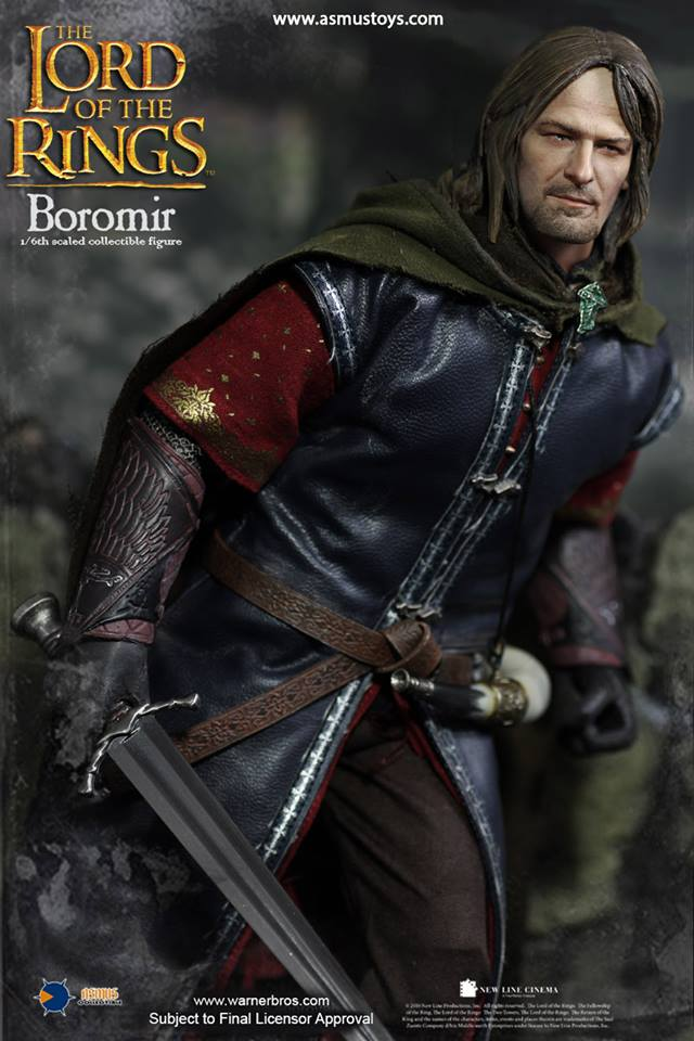 Hot Toys Lord Of The Rings Boromir