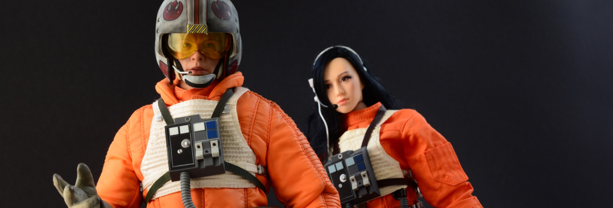 Sideshow: Luke Skywalker – Snowspeeder Pilot
