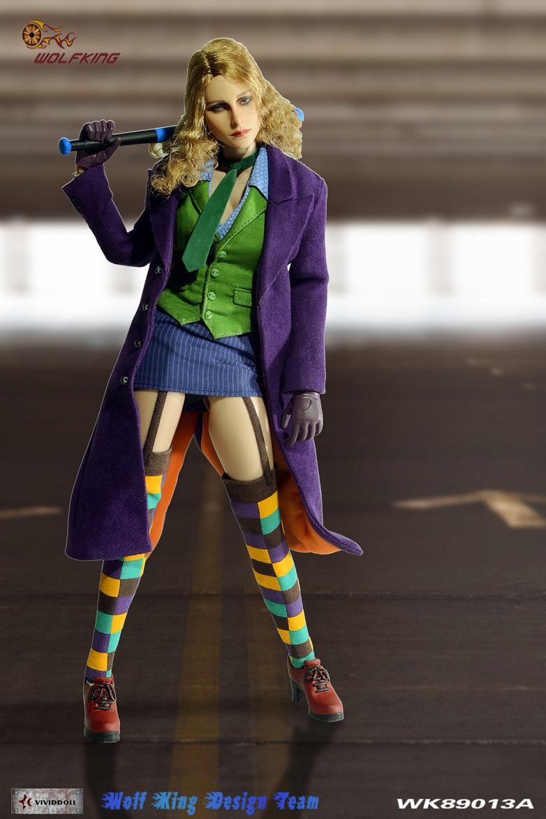 Wolfking Female Joker 2 0