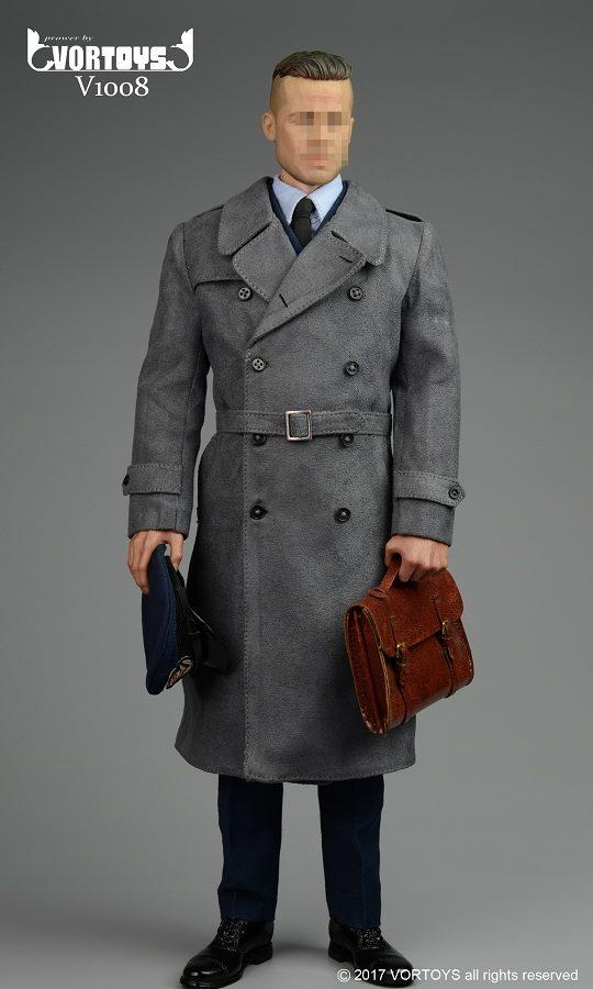 Vortoys Wwii Allied Flying Officer Uniform