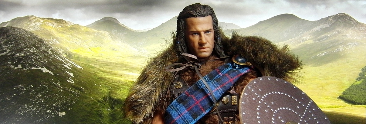 Kaustic Plastik: Scottish Lord (Highlander)