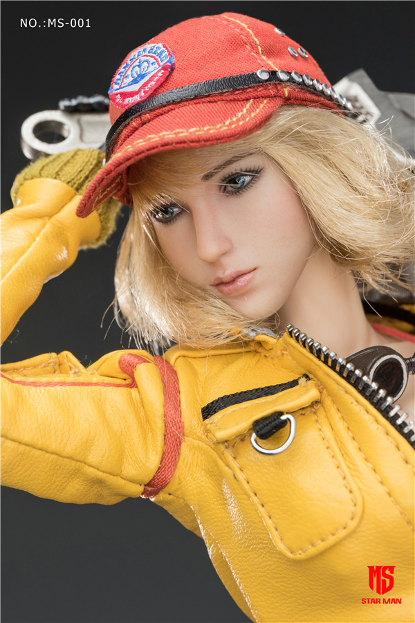Star Man: Cindy Aurum (Final Fantasy XV)