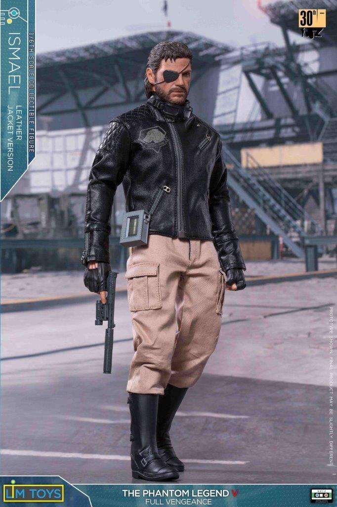 Lim Toys The Phantom Legend V Aehab Amp Ismael Metal Gear