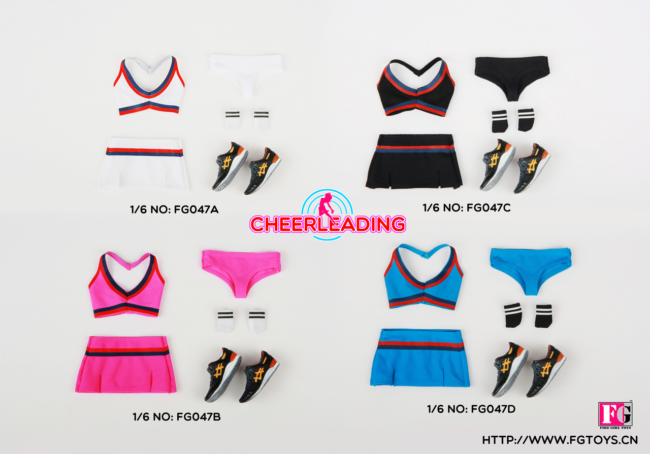 toys cheerleader